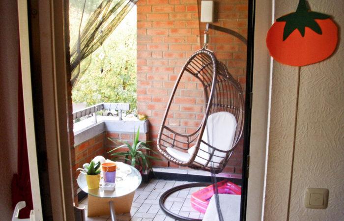 Attraktives Raumprogramm – Wohnung auf zwei Ebenen – zentrale Lage