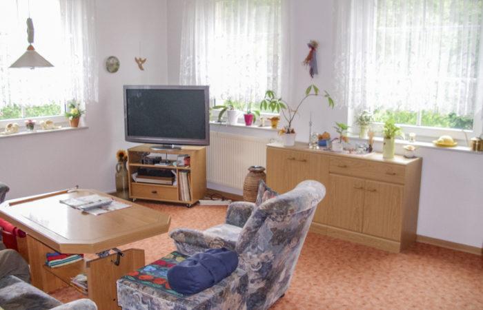 3 Zimmerwohnung im Zentrum von Hausberge