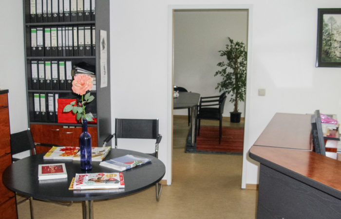 2 Zimmerwohnung im Herzen von Hausberge