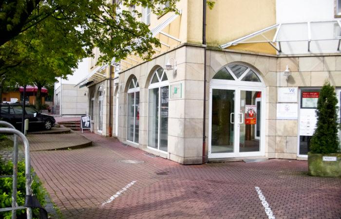 Ladenlokal / Büroeinheit *** Top Lage *** in Hausberge