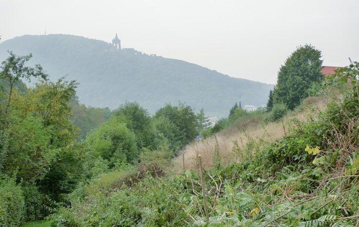 Wohnen in traumhafter Landschaft – 2 Baugrundstücke (Südhang) in Porta Westfalica