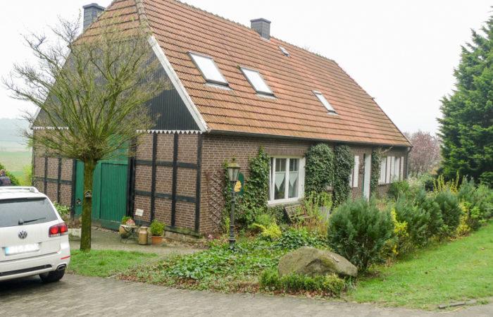 Wohnen mit 2 Generationen in ländlicher Randlage von Bramsche-Ueffeln
