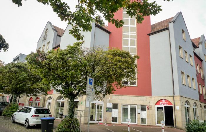 Wohn- u. Geschäftshaus im Zentraum von Hausberge / Porta Westfalica