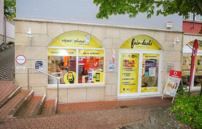 Ladenlokal in Porta-Westfalica / Hausberge sucht Nachfolgemieter