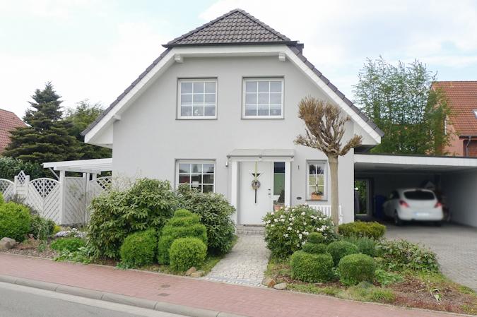 Einziehen und Wohlfühlen! – Gepflegtes Einfamilienhaus in Lotte-Wersen