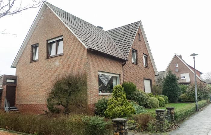 Einfamilien-Wohnhaus in ruhiger Wohnsiedlung in Bersenbrück