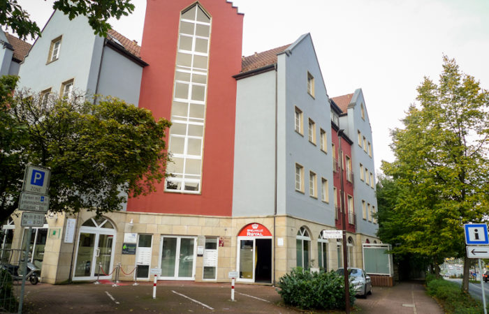 2 Zimmer-Wohnung im Zentrum von Hausberge sucht Nachfolgemieter