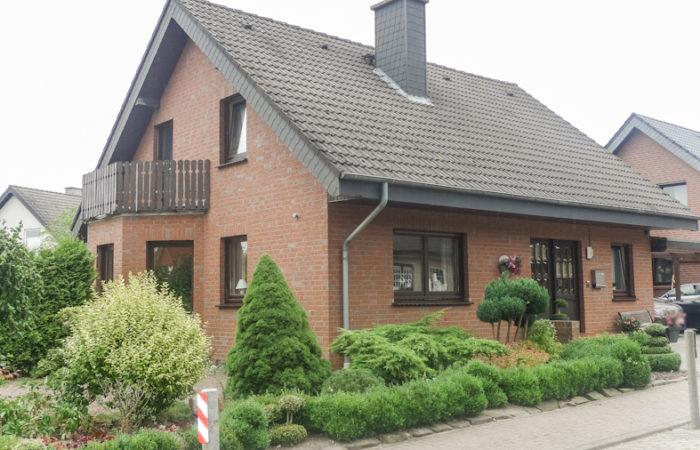 Schönes Einfamilienhaus auf Erbpacht in ruhiger Lage von Neuenkirchen