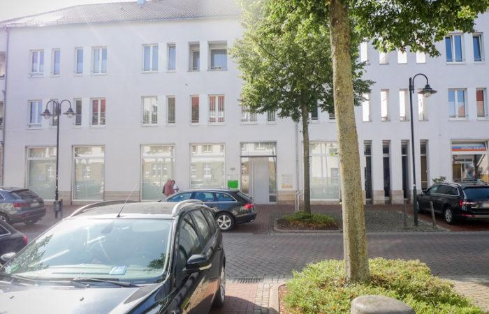 Helle, moderne Büro- und Praxisräume in zentraler Lage von Bersenbrück