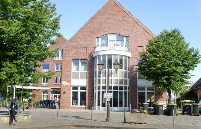 Helle, moderne Büro- und Praxisräum in zentraler Lage in Bersenbrück