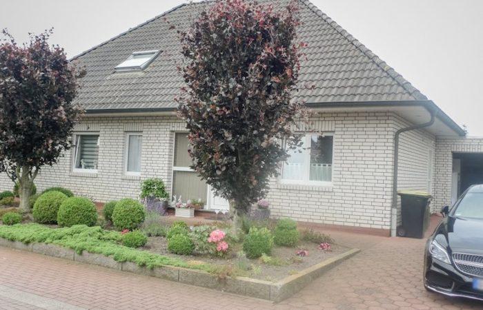Top gepflegter Bungalow in Badbergen sucht Käufer