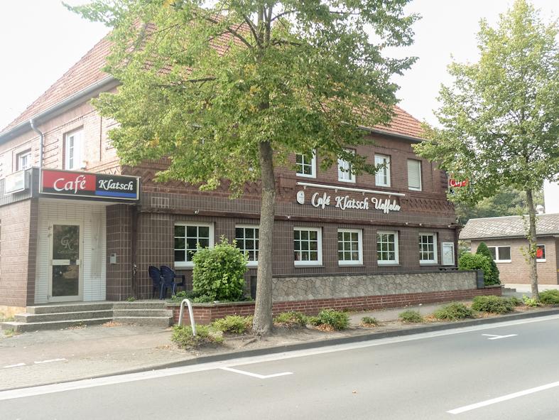 Gaststätte - Café